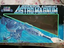 astro magnum pre transformers; G1 shockwave (box only)