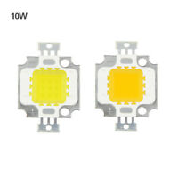 10 PCS 10W Cool/Warm White High Power 30Mil SMD Led Chip Flood Light Bead EFS
