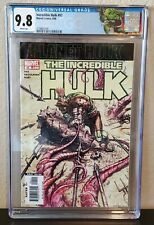 INCREDIBLE HULK (2006) #92 CGC 9.8 NM/M MARVEL 1st MIEK SAKAAR PLANET HULK