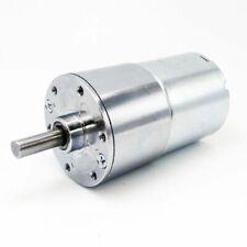 Electric Power Motor High Speed Torque 12v24v Dc Gear Motor 2 Rpm To 888 Rpm