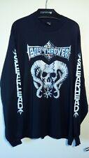 Original 1993 Bolt Thrower - Spearhead Tour Long Sleeve Shirt + Poster / Size XL