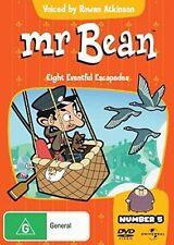 Mr Bean Animated Volume Number 5 - Voiced by Rowan Atkinson DVD R4 *