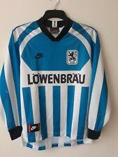 1860 MUNICH FC 1995/1996 HOME FOOTBALL SHIRT JERSEY GERMANY