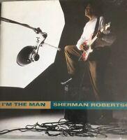 Sherman Robertson - I'm The Man (1994) CD