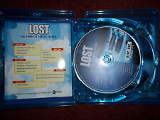 The Lost Complete 4th Season Blu-Ray Disc Set