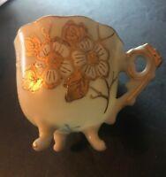 Vintage Arnart FOOTED Demitasse Cup marked 308B Rare