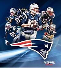 New England Patriots 6 Super Bowl Wins Comp Games 6 DVDs 36, 38, 39, 49, 51 & 53