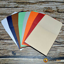 100 2x2 Assorted Paper Coin Envelopes - Acid and Sulpher Free - Safe for Coins