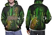 Scooby Doo Hoodie Men's Fullprint