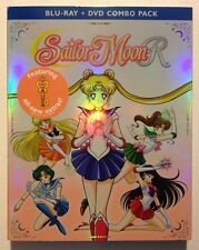 SAILOR MOON R: Season 2 Part 2 - NEW DVD + BLU-RAY SET! - OOP