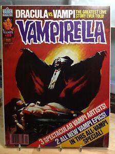 VAMPIRELLA #81 (SEPT1979) VF/NM WARREN MAGAZINE