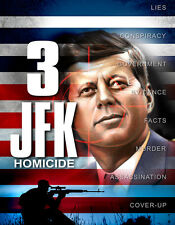 3: JFK Homicide - The Truth Revealed -  DVD