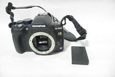 Olympus E-620 IS 12.3MP Digital SLR Camera Body - Black