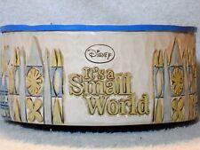 "Jim Shore Disney Traditions ""It'S A Small World"" Musical Base #4055427 New Mib"