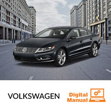 Volkswagen - Service and Repair Manual 30 Day Online Access
