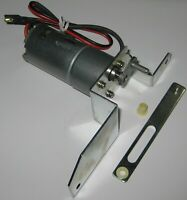 25 RPM Gearhead 6 V DC Motor w/ Reciprocating Arm / Link / Mounting Bracket