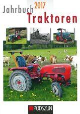 Jahrbuch 2017 Traktoren Schlepper/Traktor-Buch/Eicher/MAN/Fendt/Güldner/Lindner