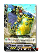 Cardfight Vanguard  x 4 Knight of Evening Glow, Capoir - G-SD02/008EN - (common