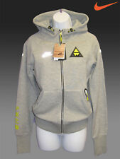 New Nike ATHLETICS WEST Ladies AW77 Stadium Hoodie Jacket Grey XL