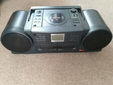 Sharp CD - S77(GY) Ghetto Blaster
