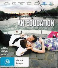 AN EDUCATION Blu-Ray DISC