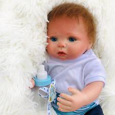 15inch Realistic Reborn Newborn Baby Doll Toddler Babies Handmade Toy B-Day Gift