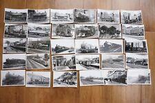 More details for locomotives train railway photos photographs x30 ref p lms gwr br