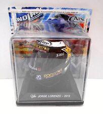 CASCHI MOTO GP -  JORGE LORENZO - 2012 -  SCALA 1/5 [002]