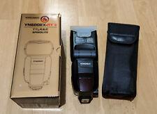 Yongnuo YN600EX-RT II Updated Camera Flash Speedlite Canon 600 EX-RT ST-E3-RT #2