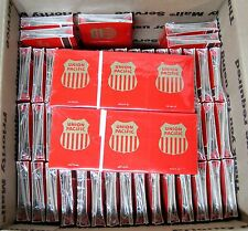 Lot 50 Vintage Union Pacific Rail Road Red Cover Matches 6 per Sleeve 50 Sleeves
