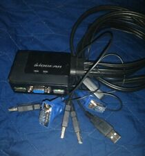 Iogear Gcs22U - Kvm Switch - 2 ports, Used but Tested and Works as it Should
