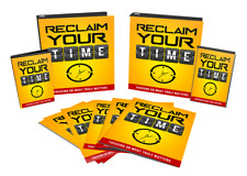Reclaim Your Time- eBook, Videos on 1 CD