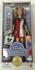 Barbie Doll 2000 Walt Disney Favorites Theme Park Exclusive New In Box