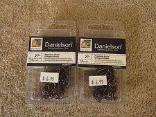 2 Packs Danielson Premium Point Octopus Hooks - Size 2 - 50 Per Pack  (CA 16)