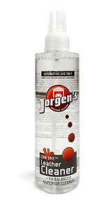 Automotive Leather Cleaner COW SPIT-  Jorgen's Garage - INVENTORY BLOW OUT!