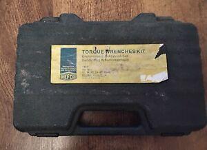 Refco 4666034 Torque Wrench Set Tw-8 10-75nm