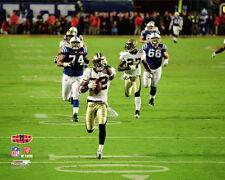 New Orleans Saints SUPER BOWL XLIV Tracy Porter Interception Premium POSTER