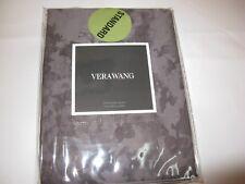 2 Vera Wang FLORAL JACQUARD Standard Shams $300
