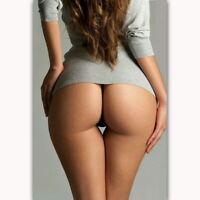 143912 Beautiful Ass Sexy Girl Hip Butt Decor Wall Print Poster CA