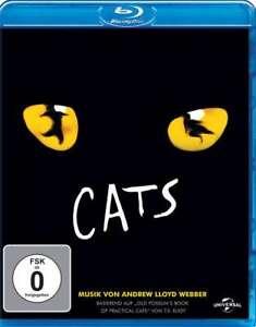 Cats - The Musical (1998)[Blu-ray/NEU/OVP] Andrew Lloyd Webber Musical eigens fü