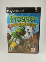 Frogger: The Great Quest (Sony PlayStation 2, 2001) - PS2