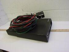 Vintage Motorola Maratrac RF T81XTA7TA7BK Low Band 42 - 50mhz Mobile Radio Deck
