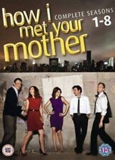 How I MET Your Mother Season 1 to 8 DVD Region 2