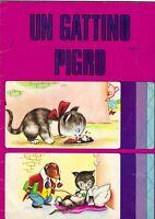 un gattino pigro -ciak-malipiero il serle