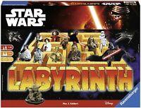 JEU DE SOCIETE NEUF Labyrinthe Star Wars FIGURINE PLATEAU PA BLU-RAY DVD