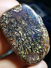 VIDEO Incroyable opale koroit nut 90.8 cts AAA.