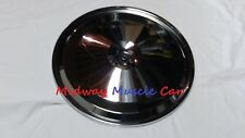 "17"" chrome air cleaner lid 67-74 Pontiac GTO Firebird Olds 442 GS 400 455 350"
