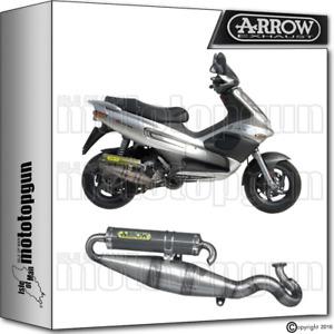 ARROW FULL EXHAUST SYSTEM RACING GILERA RUNNER 180 FXR 2001 01 2002 02