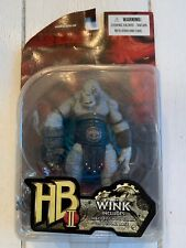 Hellboy II 2 The Golden Army Series 1 WINK Action Figure Mezco 2008 BRAND NEW