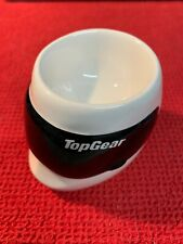 Top Gear, Stig Helmet Shaped Egg Cup. Official BBC Product. Collectable. Used